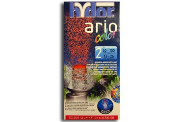 Hydor Ario 2 Color LED Rot Aquarium Mondlicht #