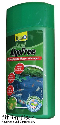tetra pond algofree algorem 500 ml teich welt zubeh r teich wasserpflege. Black Bedroom Furniture Sets. Home Design Ideas